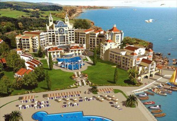 Duny Royal Resort описание отеля.