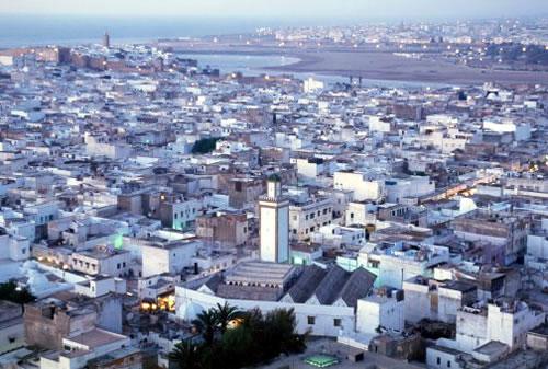 марокко фото рабат